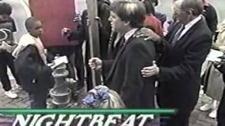 WTVR Nightbeat 11pm Promo 1992