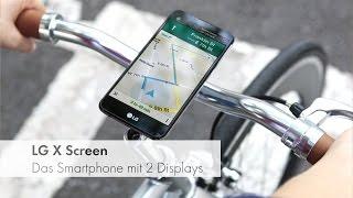 LG X Screen - Das Smartphone mit 2 Displays im Test [Deutsch]