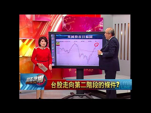 【股市現場-非凡商業台鄭明娟主持】20180516part.3(林隆炫)