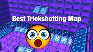 Best TRICKSHOTTING Map! + Code | Fortnite Creative