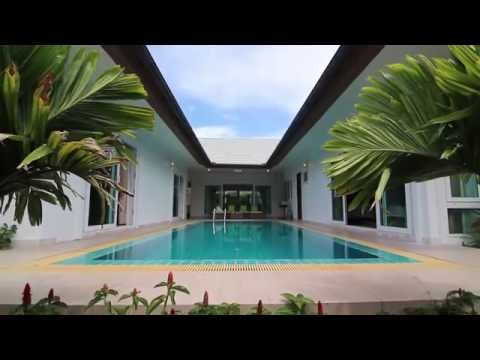 3 Bedrooms Pattaya Villas For Rent - Villa Kalasea - Thailand Holiday Homes