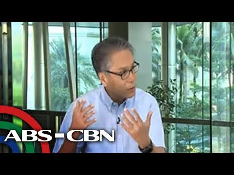 """Headstart: Mar Roxas, """"High inflation rate was brought about by policy failure"""""""