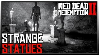 Red Dead 2 Strange Statues - Location and Solution - Red Dead Redemption 2