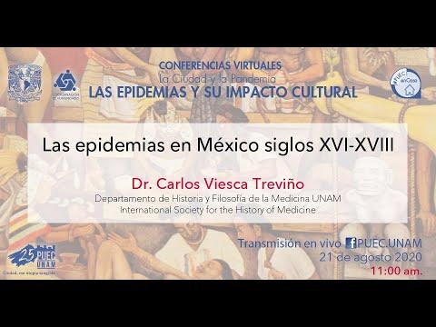 Las epidemias en México siglos XVI-XVIII [562]