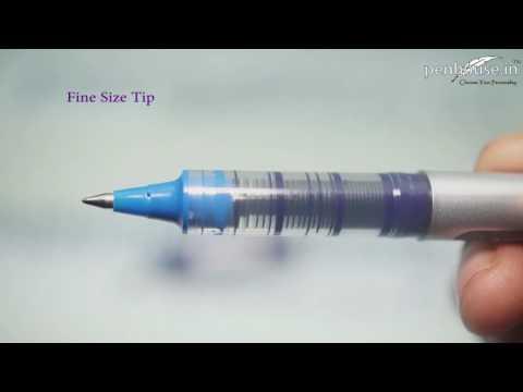 Uniball Eye – UB 150 – Blue Ink Cap Type Pen Model: 11143