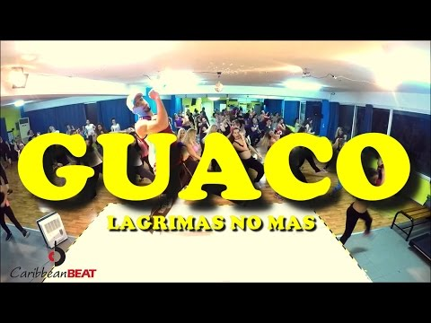 Guaco - Lagrimas No Mas ft Saer Jose