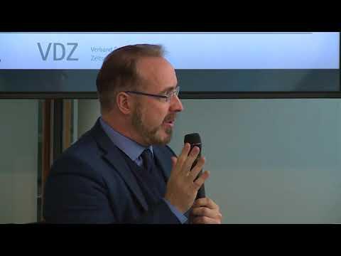 DIS 2018: Juan Señor, Innovation Media Consulting, interviewed Em Kuntze
