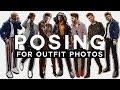 How To: Posing for Instagram Outfit Photos (10 HACKS + TRICKS) // Imdrewscott