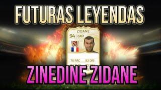 FIFA16 | FUTURAS LEYENDAS #3 | Zinedine Zidane