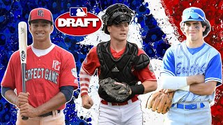 2021 MLB DRAFT TOP 10 PLAYERS!! WHO WILL HAVE THE BEST MLB CAREER?!
