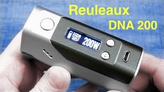 Wismec | DNA200 Mod&Tsunami RDA | Reuleaux by Jay-Bo & Wismec