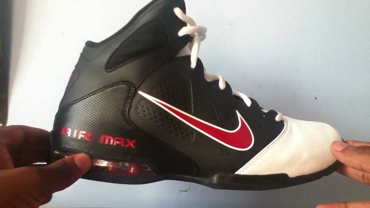 Nike Air Max Full Court 2 Review