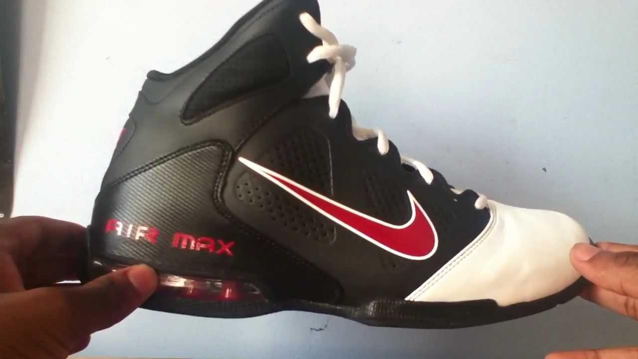 nike air max full court 2 basketball scarpe