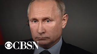Putin's entire Cabinet resigns