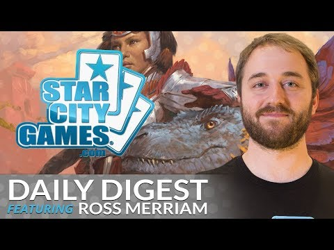 Daily Digest: R/W Approach with Ross Merriam [Standard]