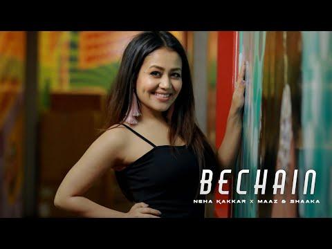 Neha Kakkar X Bechain By Shaaka (Prod. By KRYPTON GUYS) Rap/Hip Hop Mashup