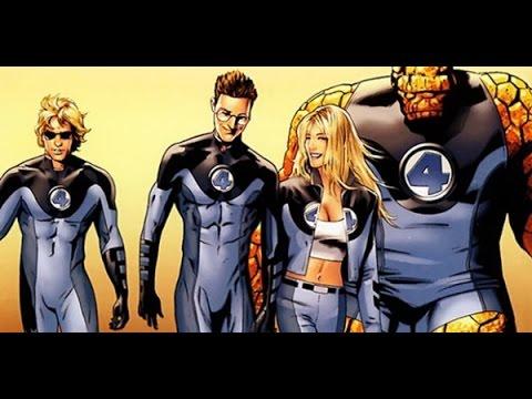 AMC Movie Talk - New FANTASTIC FOUR Movie Not Based On Comic Book?