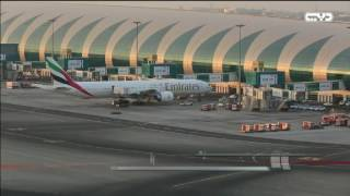أخبار الإمارات - نشاط غير مصرح لطائرات بدون طيار يوقف الرحلات الجوية بشكل مؤقت في مطارات دبي