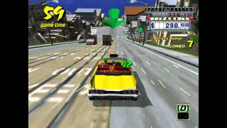 Crazy Taxi - Theme Song (All I want by Offspring) - User video