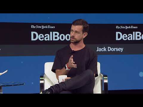 DealBook 2017: Squaring off with Jack Dorsey