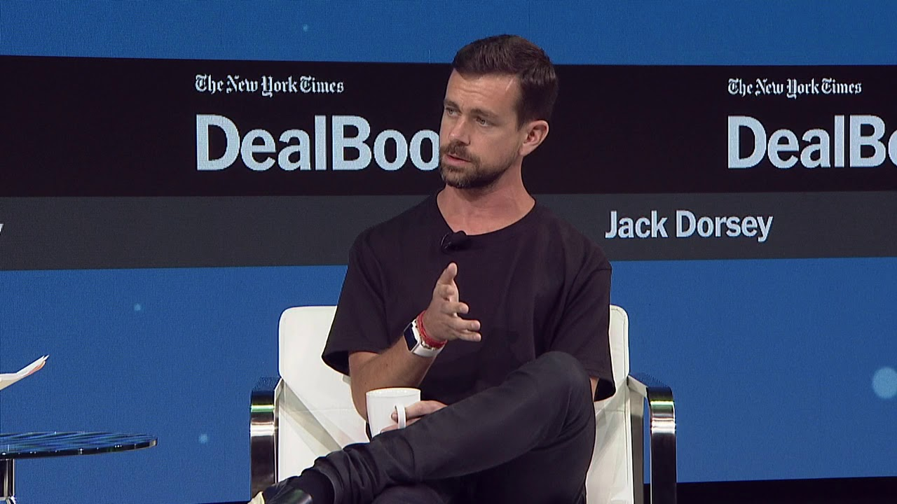 Dealbook 2017 Squaring Off With Jack Dorsey Youtube