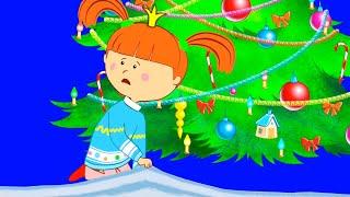 Дед Мороз для всех Новая серия Жила была Царевна Новогодние мультики