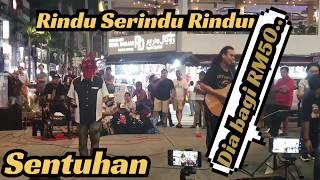 Gambar cover Dia bagi RM 50 untuk lagu ini... Rindu Serindu Rindunya