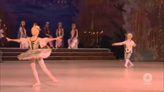 Mariinsky - The Nutcracker - Dance of the Mirlitons - Ovation