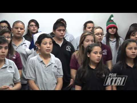 Holiday Performance- San Juan Middle School