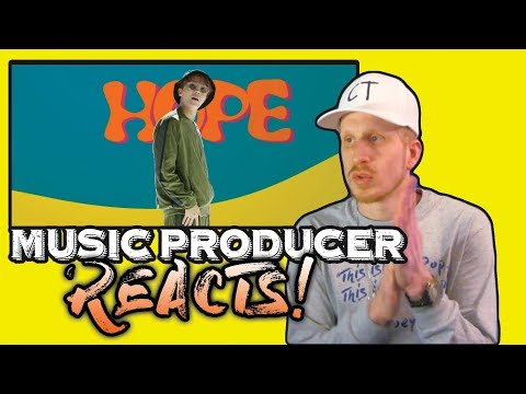 Music Producer Reacts To BTS J-Hope - DAYDREAM