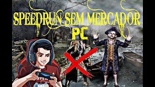RESIDENT EVIL 4 - SPEEDRUN SEM MERCADOR PC - PROFISSIONAL (MEU TEMPO 1:47:39)