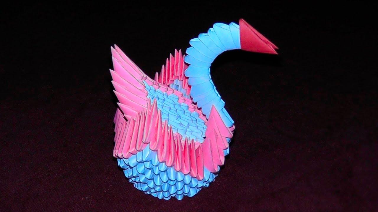 схема 3d оригами