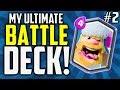 Clash Royale Lumberjack Battle Deck Review #2