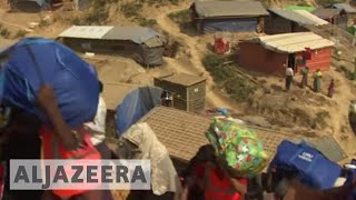 UN Official Warns Against Rohingya Refugees' Repatriation