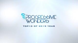 [Progressive House] KLU's TOP10 of 2019 Year Mix [Music Video]