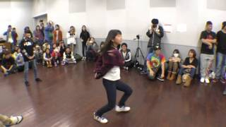 Brilliant vs チビデカChildren BEST32 FREESTYLE SIDE / RUN UP! × ばとる☆マギカ vol.2