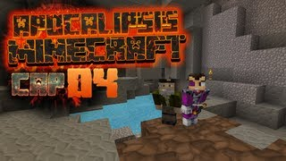 PELEA DE ANTORCHAS | #APOCALIPSISMINECRAFT | EPISODIO 4 | WILLYREX Y VEGETTA
