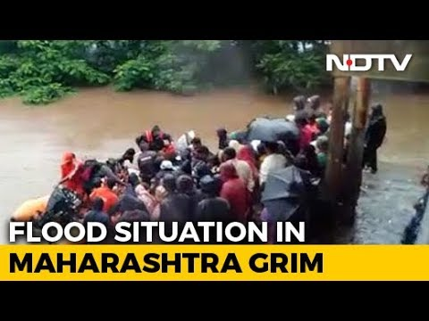 14 Dead After Boat Capsizes In Maharashtra, State Grapples With Floods