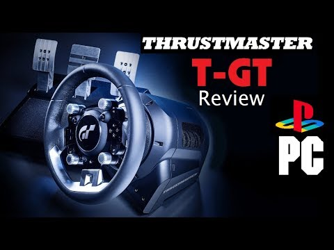 Thrustmaster T-GT - Viperconcept's Review