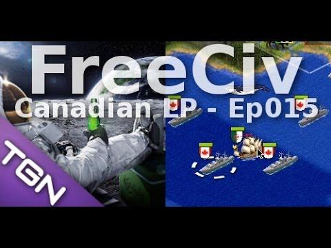 FreeCiv 2.4.0 [SDL Client] Canadian LP - Ep015