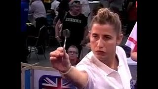 Female Dart Players with Strange Throws Part 2 Video