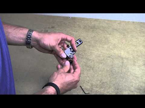 Repeat AAE Pro Drop Arrow Rest and Randy Ulmer by