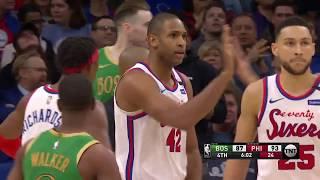 Philadelphia 76ers vs Boston Celtics | January 9, 2020