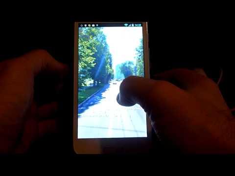 H9300+ Yandex карты - просмотр улиц!