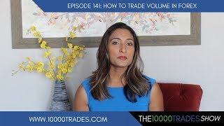 Episode 141: How To Trade Volume in Forex