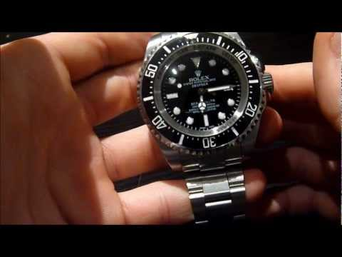 The Features of the Rolex Deepsea Sea Dweller