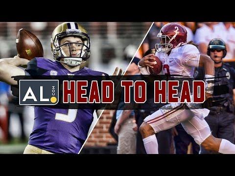 Head to Head: Alabama vs. Washington prediction