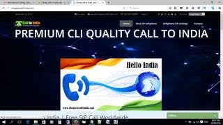 How to Cheap Call to India Direct Mobile or Landline?