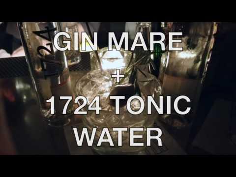 Gin Mare in Bar Dante | Zürich | Hungerstream Vlog