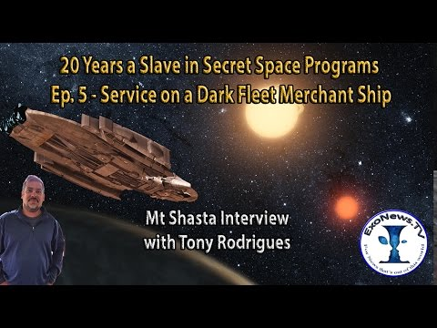 Service on a Dark Fleet Merchant Ship - 20 Years a Slave in SSPs - Part V (S04E09)
